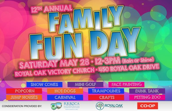 ROVC family Fun Day Calgary