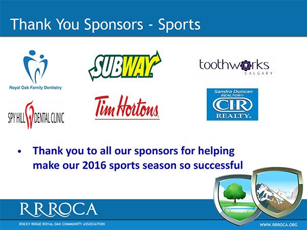 Sports Team Sponsors 2016 for website