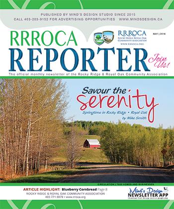 RRROCA Newsletter May 2016
