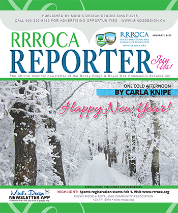RRROCA Newsletter January 2017