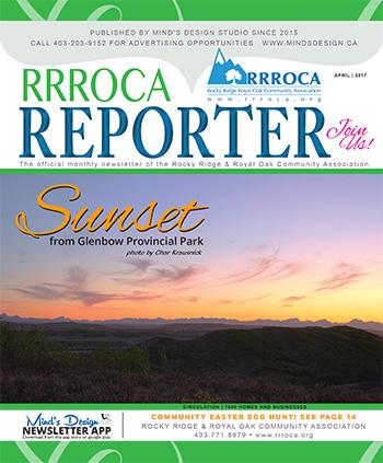 RRROCA Newsletter April 2017