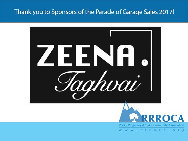Parade of Garage Sales 2017