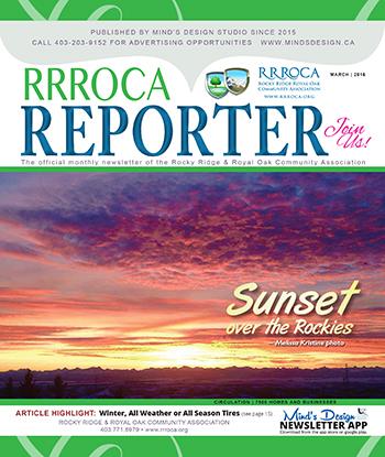RRROCA Reporter March 2016